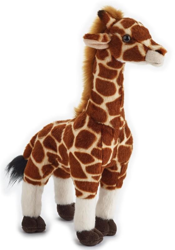 LELLY - National Geografic Základná kolekcia zvieratiek 770840 Žirafa - 30 cm