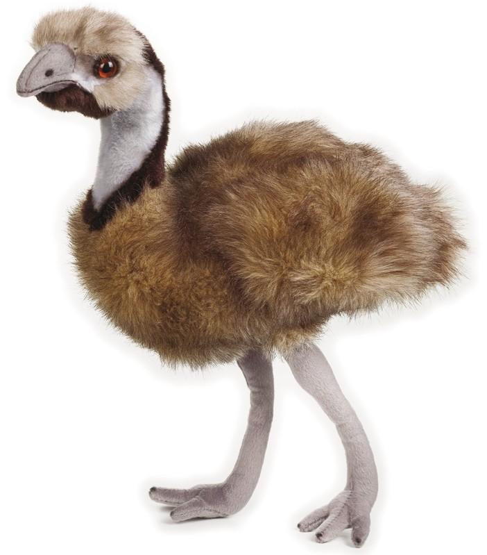 LELLY - National Geografic Zvieratká z Austrálie 770769 Emu hnedý - 44 cm