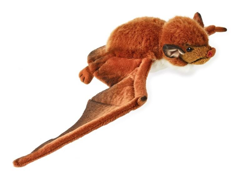 LELLY - National Geografic Zvieratká z Galapág 770801 Netopier červený - 40 cm
