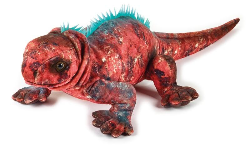 LELLY - National Geografic Zvieratká z Galapág 770806 Leguán morský - 47 cm
