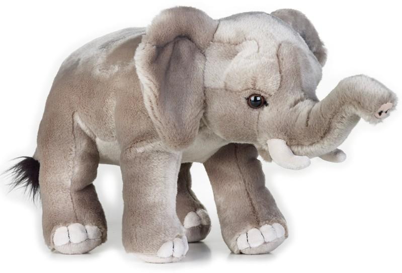 LELLY - National Geografic Zvieratká zo savany 770717 Slon Africký - 25 cm