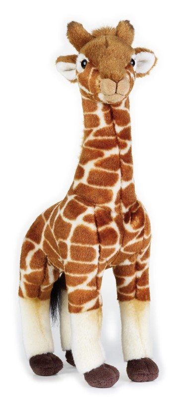 LELLY - National Geografic Zvieratká zo savany 770718 Žirafa - 35 cm