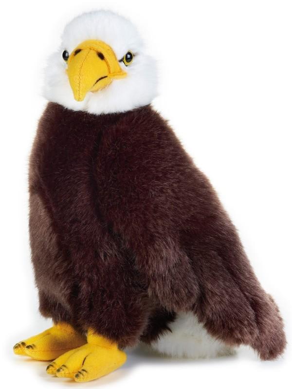LELLY - National Geografic Zvieratká zo Severnej Ameriky 770735 Orol bielohlavý - 26 cm