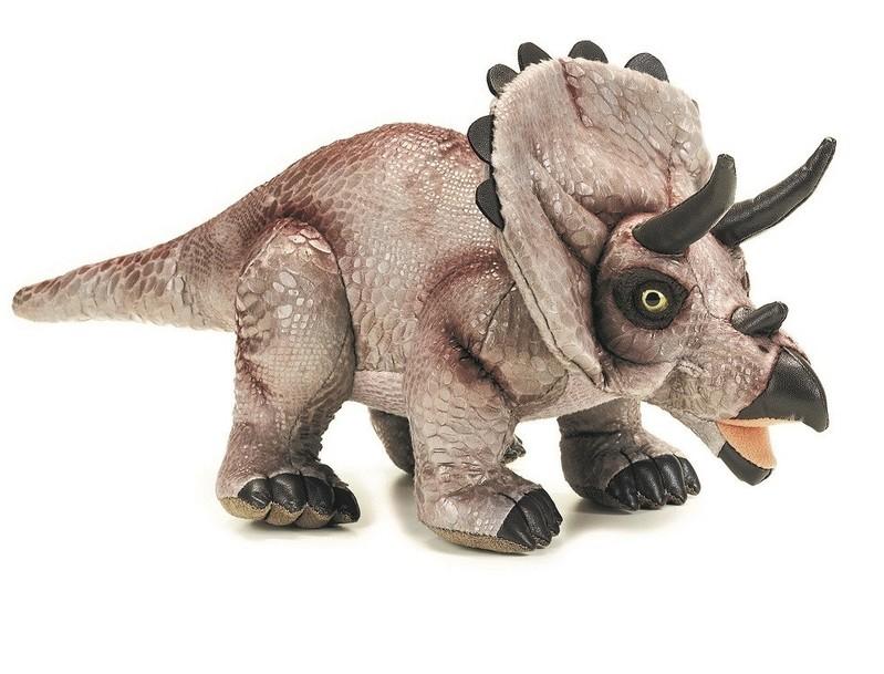 LELLY - National Geographic Ďalšie zvieratká 770780 Triceratops - 42 cm