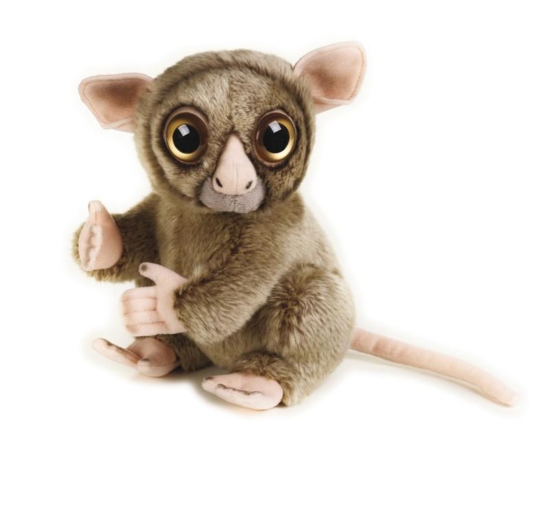 LELLY - National Geographic Zvieratká z Ázie 770772 Okáľ skackavý - 26 cm