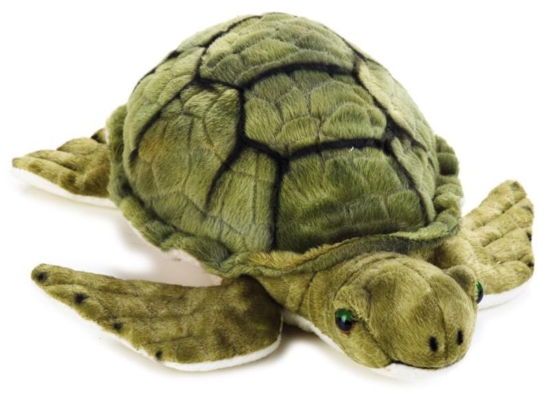 LELLY - National Geographic Zvieratká z oceánov 770734 Morská korytnačka - 32 cm