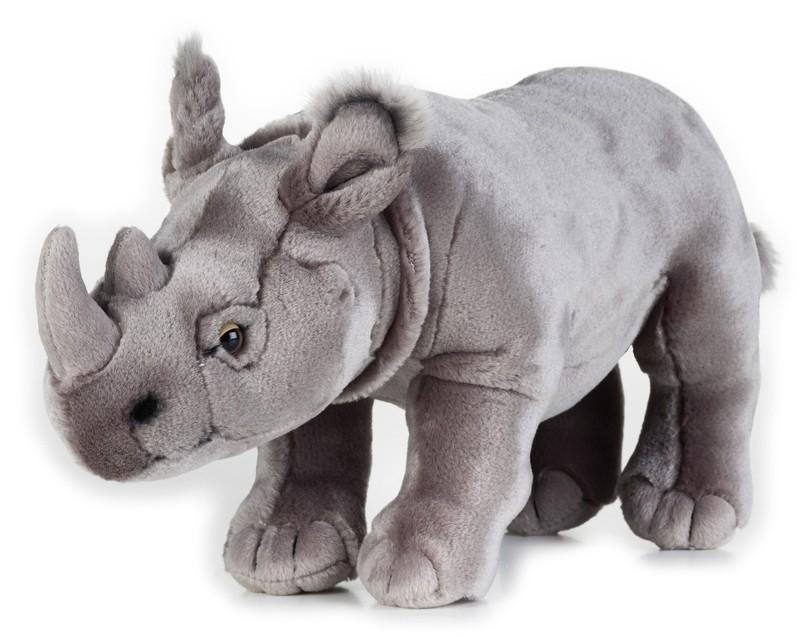 LELLY - National Geographic Zvieratká zo savany 770721 Nosorožec - 34 cm