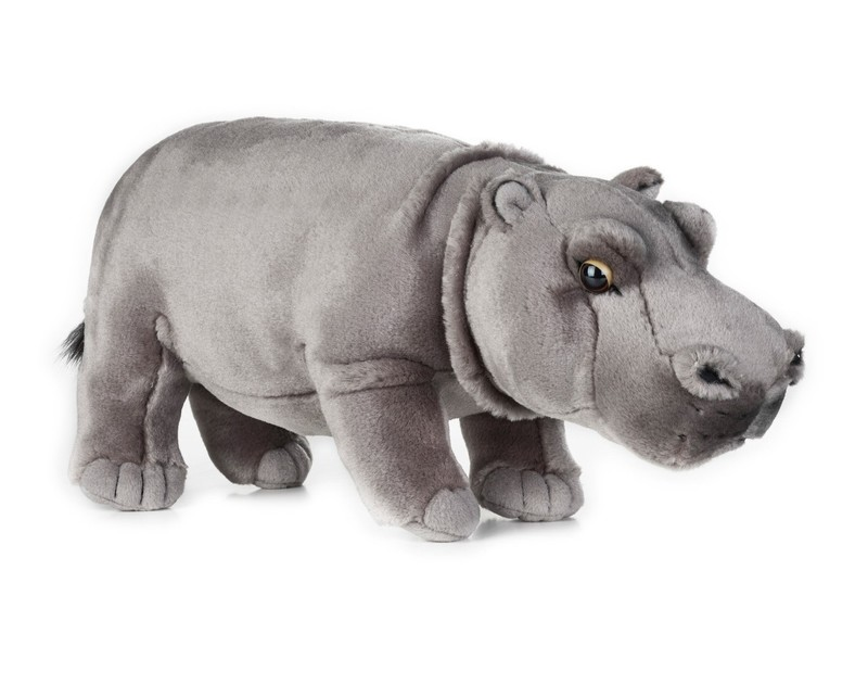 LELLY - National Geographic Zvieratká zo savany 770722 Hroch - 31 cm
