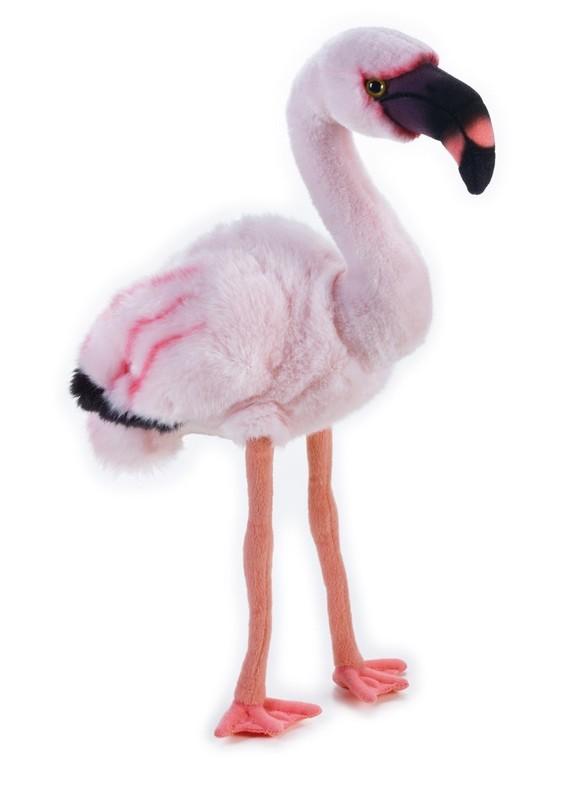 LELLY - National Geographic Zvieratká zo savany 770760 Plameniak - 45 cm
