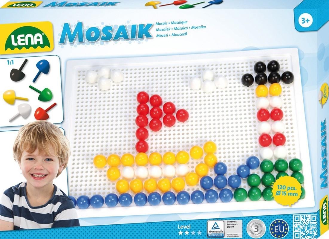 LENA - Detská mozaika veľká 35609