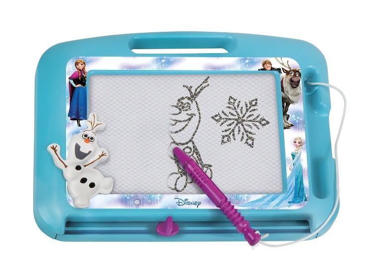 LENA - LENA Magnetická tabuľka Frozen 65689