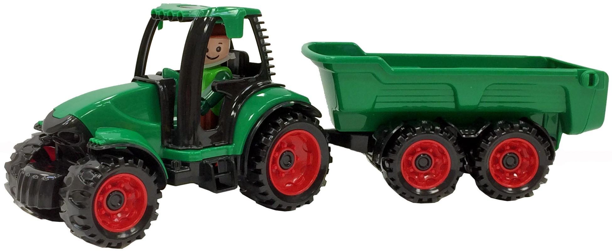 LENA - Lena Truckies Traktor s vlečkou 01625