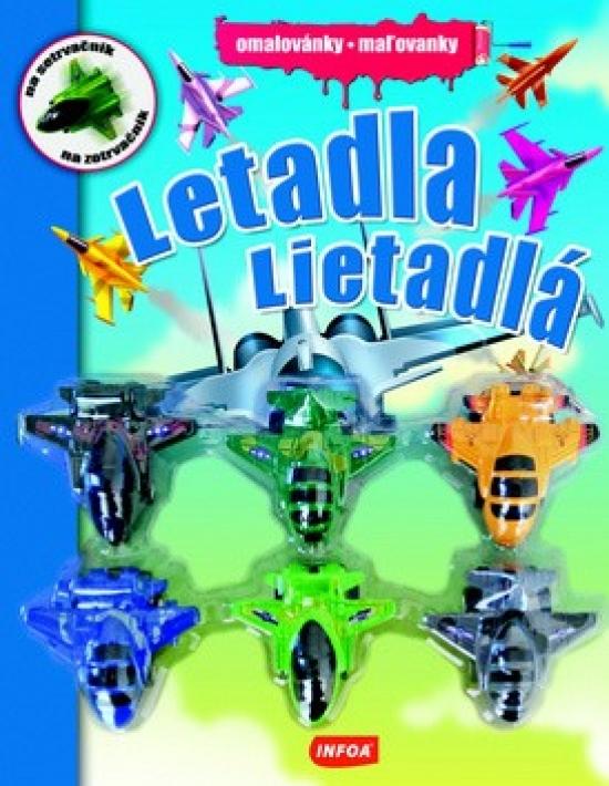 Letadla / Lietadlá - Kolektív autorov