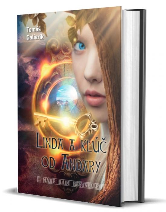 Linda a kľúč od Andary - Tomáš Galierik