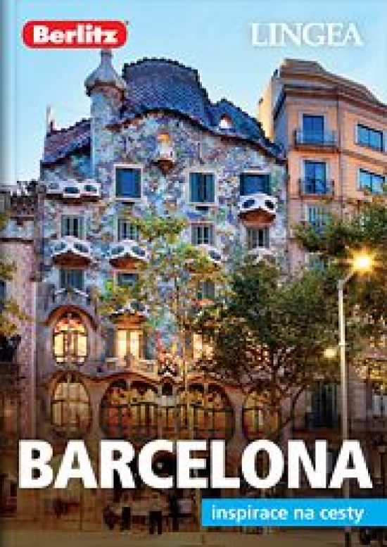 LINGEA CZ - Barcelona - inspirace na cesty - 3. vydání