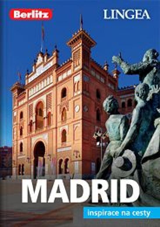 LINGEA CZ - Madrid - inspirace na cesty - 2. vydání