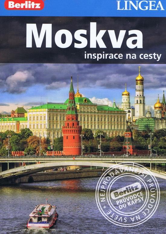 LINGEA CZ - Moskva - inspirace na cesty 2. vydanie