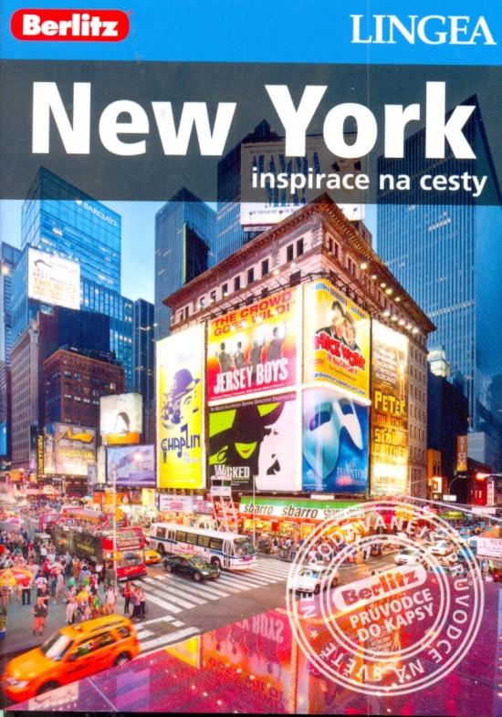 LINGEA CZ - New York - inspirace na cesty - autor neuvedený
