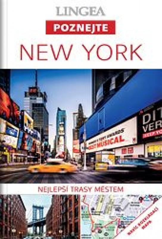 LINGEA CZ - New York - Poznejte - 2. vydání