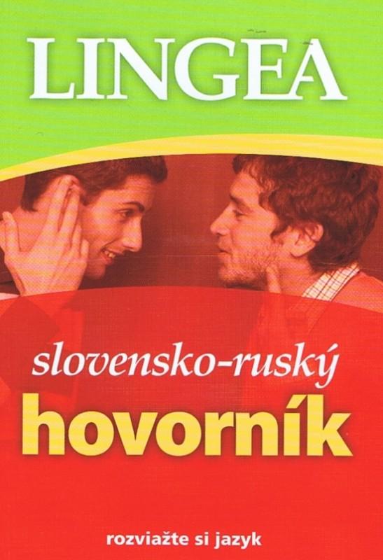 LINGEA - Slovensko - ruský hovorník - 2. vydanie