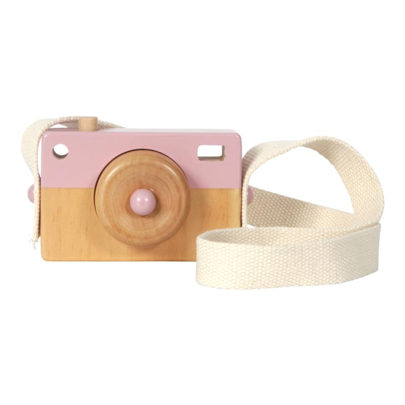LITTLE DUTCH - Fotoaparát pink