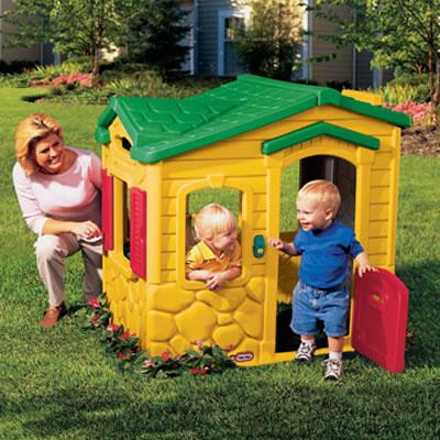 LITTLE TIKES - Magický domček so zvončekom 4255