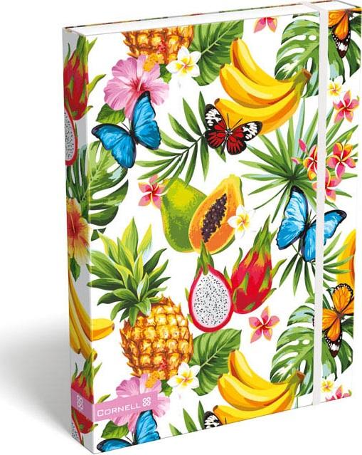 LIZZY CARD - Box na zošity A4 Tropical