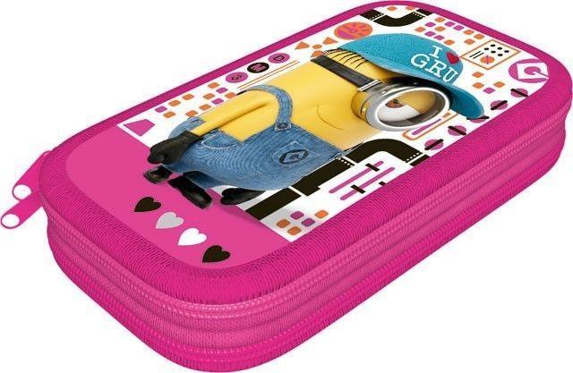 LIZZY CARD - Peračník 2-poschodový MINIONS