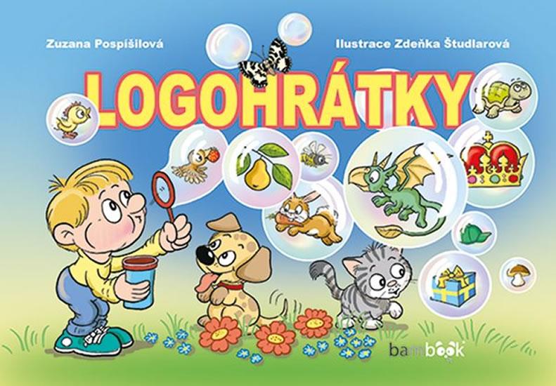 Logohrátky - Zuzana Pospíšilová