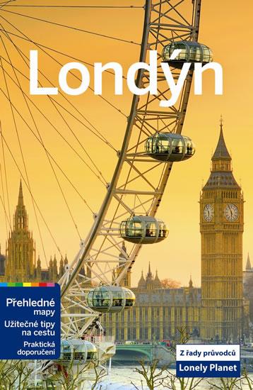 Londýn - Lonely Planet - 3. vydání