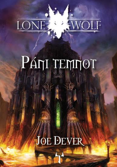 Lone Wolf 12 - Páni temnot (gamebook) - Joe Dever
