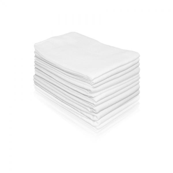 LORELLI - Látkové plienky pre bábätko 4 ks - 2 ks 43 × 90 cm, 2 ks 83 × 90 cm