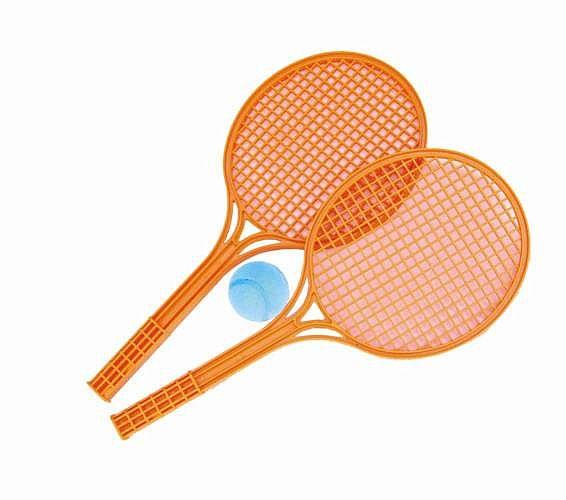 LORI TOYS - Soft tenis farebný 1 loptička