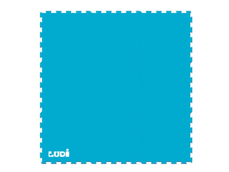 LUDI - Puzzle penové 145x145 cm Maxi