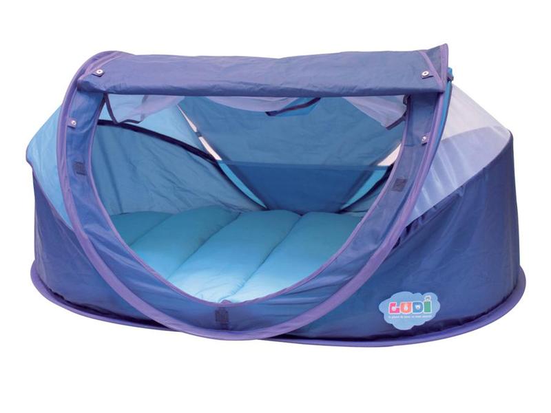 LUDI - Stan pre dieťatko anti-UV Nomad