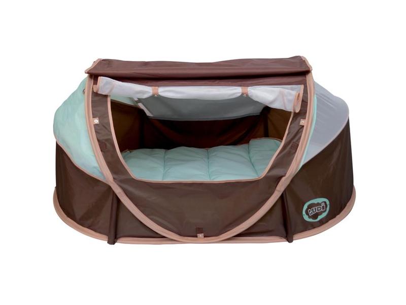 LUDI - Stan pre dieťatko anti-UV Nomad hnedý
