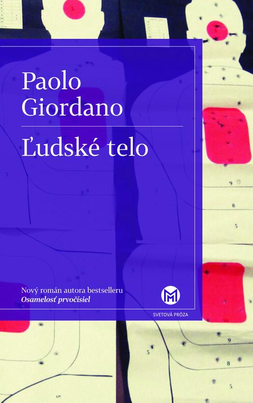 Ľudské telo - Paolo Giordano