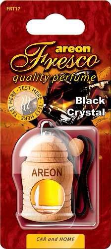 LUSJA - Osviežovač Fresco BlackCrystal