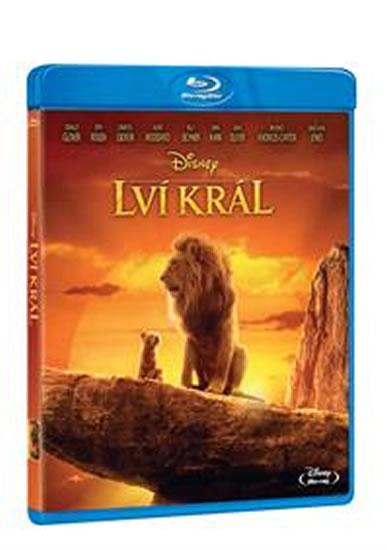 Lví král (2019) Blu-ray