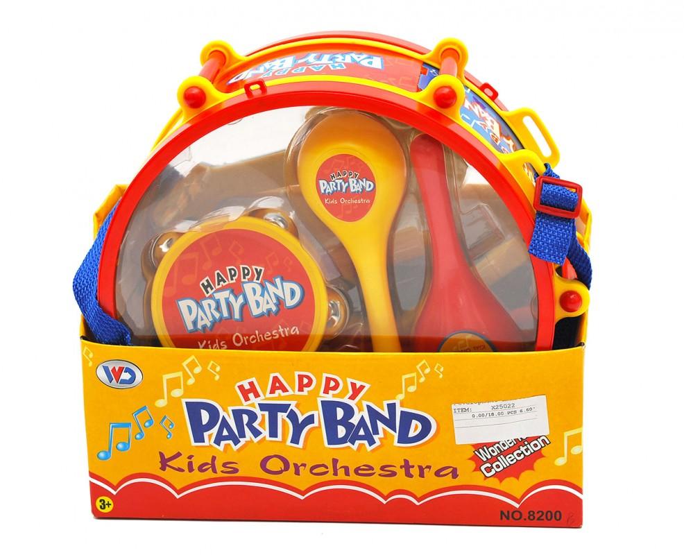 MAC TOYS - Bubon s nástrojmi