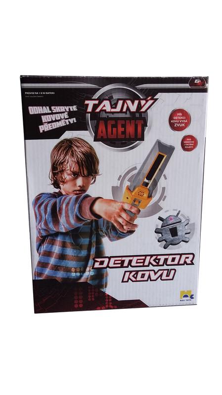 MAC TOYS - Detektor kovu