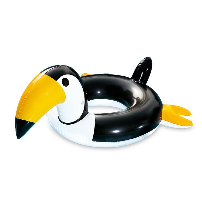 MAC TOYS - nafukovacie koleso na plávanie tukan