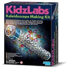 MAC TOYS - Vytvorte kaleidoskop
