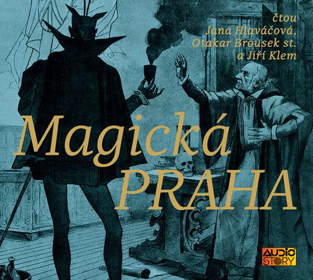 Magická Praha - CD - Kolektív
