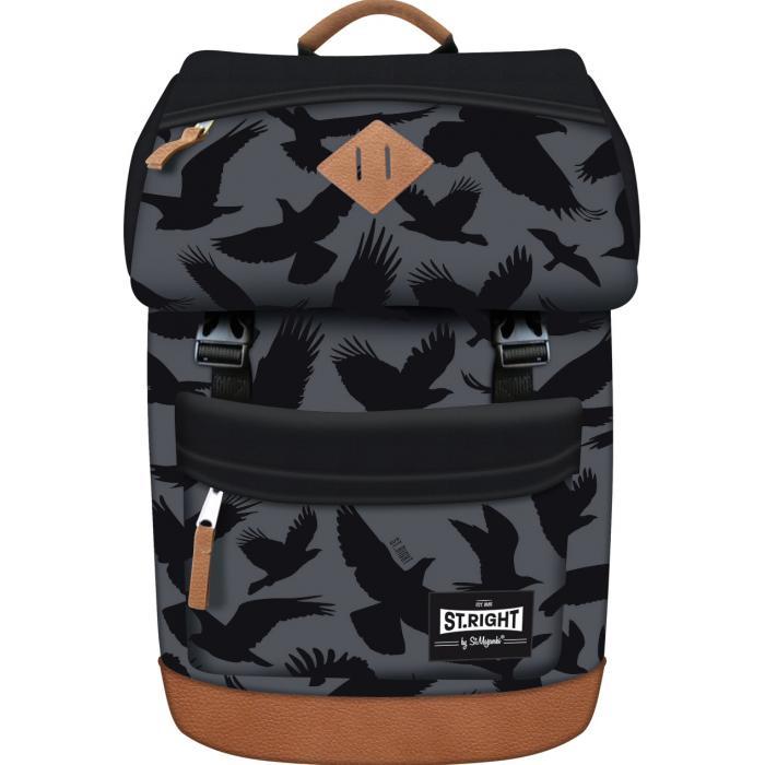 MAJEWSKI - Študentský batoh St.Right Eagle BP45