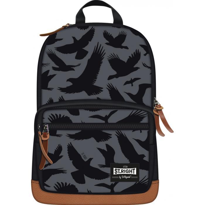 MAJEWSKI - Študentský batoh St.Right Eagle BP46