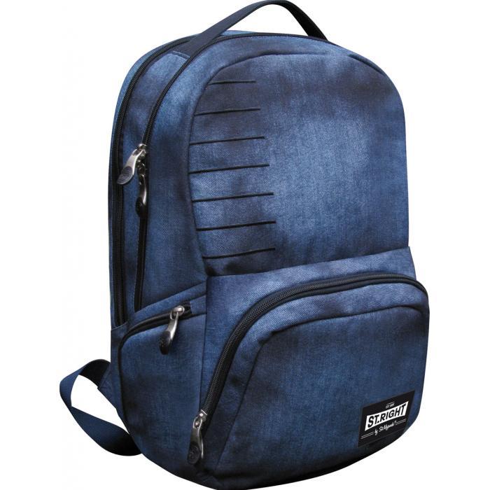 MAJEWSKI - Študentský batoh St.Right Jeans BP35