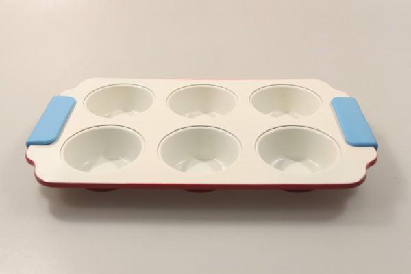 MAKRO - Forma EKO na 6 x muffiny 17x28cm