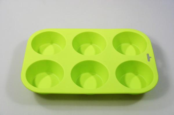 MAKRO - Forma na veľké muffiny silikón