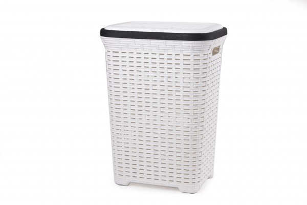 MAKRO - Kôš na prádlo polyrattan 45 l